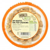 Nuts Cashews Dry Roasted Salted