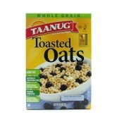 Cereal Oats Toasted
