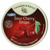 Candy Hard Cavendish & Harvey Sugar Free Cherry Sour
