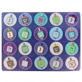 Chanukah Tableware Placemat Vinyl
