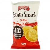 Potato Snack Popped Sea Salt
