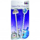Chanukah Craft Pencil & Eraser Set