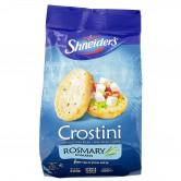 Crackers Crostini Rosmary