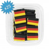 Chocolate Napolitains Flag Germany