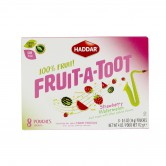 Jelly Fruit Snacks Fruit-a-toot Strawberry