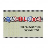 Card Greeting Driving Test