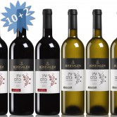 Jerusalem Vineyard Ein Karem Mix Pack White & Red Semi Dry