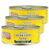 Tuna Chunks in Oil PROMO