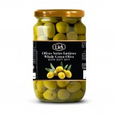 Olives Green Whole