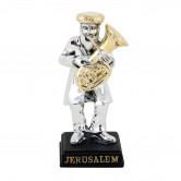 Figurine Tuba Player