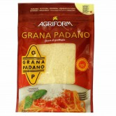 Cheese Grana Padano Italian Grated