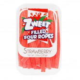 Candy Jelly Box Sour Ropes Strawberry
