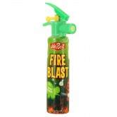 Candy Toy Fire Blast Spray Green