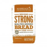 Flour Marriage's Strong Malted Seeded Bread Moulsham