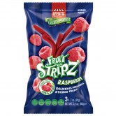 Candy Jelly Fruit Strips Raspberry