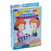 Chanukah Game Checkers