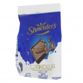 Chocolate Bag Squares Milk Gianduja