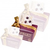 Chocolate Pralines Golden 27pcs