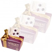 Chocolate Pralines Golden 24pcs