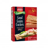 Crackers Good Grain Wholegrain Spelt