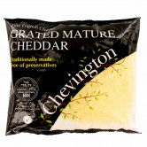 Cheese Cheddar mature grated