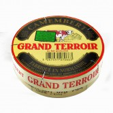 Cheese Cambembert grand terroir