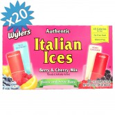 Ice Pops Italian Berry Cherry