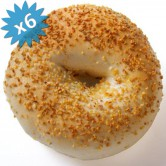 Bagel  Garlic Frozen
