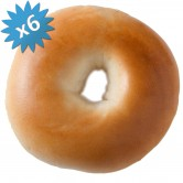 Bagel Plain Frozen