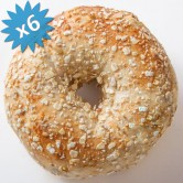 Bagel  Multigrain Frozen