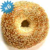 Bagel Sesame Seeds Frozen