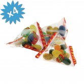 Candy Jelly Belly Pyramide x 4