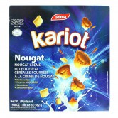 Cereal Kariot Nougat Filled