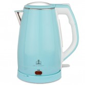 Hot Water Kettle Blue 2.2L