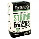Flour Marriage's Strong Wholemeal Bread