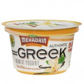 Yoghurt Greek Vanilla