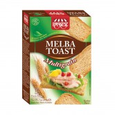 Crackers Melba Toast Multigrain