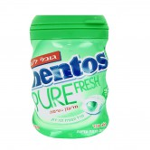 Candy Gum Sugar Free Mentos Pure Spearmint
