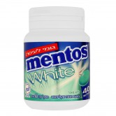 Candy Chewing Gum Mentos White Eucalyptus
