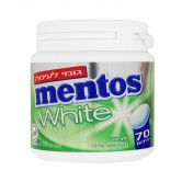 Candy Gum Mentos White Spearmint