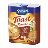 Toast Round Whole Grain