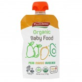 Fruit Pouch Organic Pear Mango Avocado
