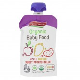 Fruit Pouch Organic Apple Mango Sweet Potato
