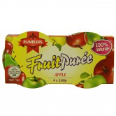 Fruit Puree Apple