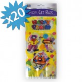 Purim Treat Bags Plastic