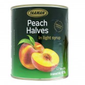 Peach Halves Premium in light Syrup