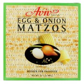 Matzo 300gr Eggs & Onion Aviv