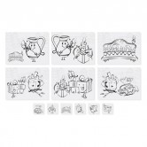 Chanukah Tableware Placemats & Coasters
