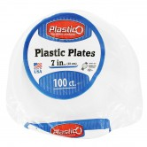 Plates Dessert Disposable