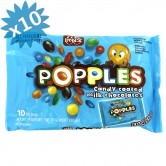Chocolate Lentils Milk Popples